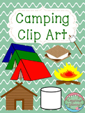 Camping Themed Clip Art