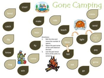 Camping Themed Lesson Plan1
