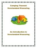 Camping Themed Measuring: Nonstandard Measuring