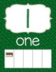 Camping Themed Number cards 0-20