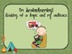 Camping Themed Writing Posters and Classroom Management Tool