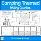 Camping Themed Writing Unit