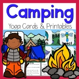 Camping Themed Yoga