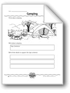 Camping (Topic Sentences/Details)