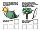 Camping Trip Adapted Book (WH Questions)