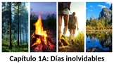 Camping Vocabulary - Días inolvidables - PowerPoint - Real