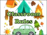 Camping Class Rules