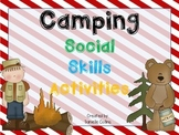 Camping With Social Skills (8 activity pack)