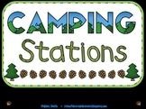 Camping Work Station Kit