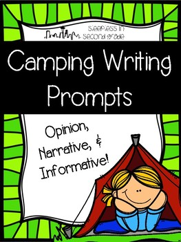Camping Writing Prompts