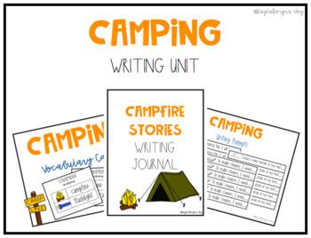 Camping Writing Unit