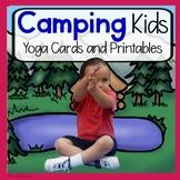 Camping Yoga - Kids