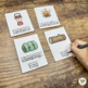 Camping activity pack for Pre-K, Preschool and Tots
