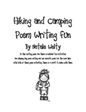 Camping and Hiking Poem Writing Fun