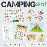 Camping bundle 6 in 1
