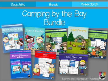 Camping by the Bay Bundle