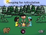 Camping for Articulation