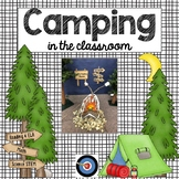 Camping in the Classroom: ELA, Math, Science, and STEAM