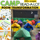 Camping Theme Activities | Camping in the Classroom | Camp
