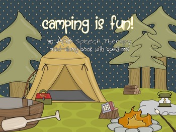 Camping is Fun! Level 2