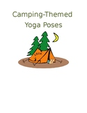 Camping-themed Yoga Poses