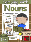 Nouns Worksheets and Activities: Common, Proper, Singular, Plural & Possessive