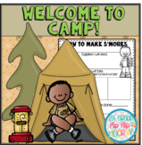 Classroom Camp Day ... Perfect for End of the Year Fun or Class Behavior Award!