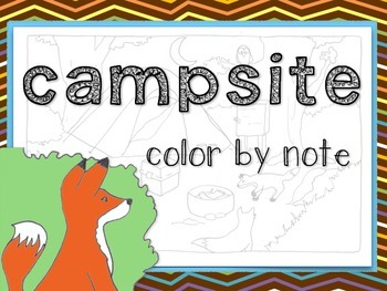 Campsite Color by Note