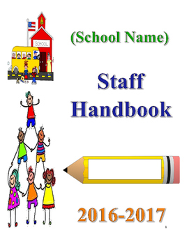 Campus Handbook for Staff