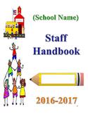 Campus Handbook for Staff