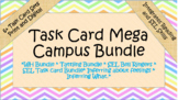 Campus License- Task Card Mega Bundle:  364+ Task cards