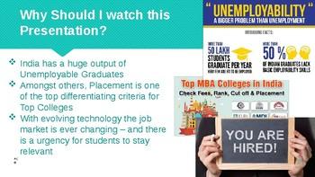 Campus Recruitment Training Presentation