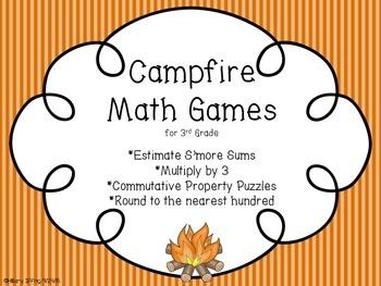 Campy Math Games