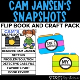 Cam Jansen Flip Book and Camera Craftivity