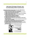 Camus & The Stranger: Common Core Critical Thinking Activi