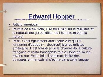 Camus et Edward Hopper