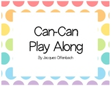 Can-Can Play Along James Offenbach