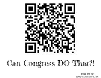 Can Congress DO That?!