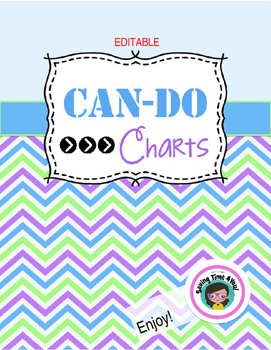 Can Do (editable) Charts