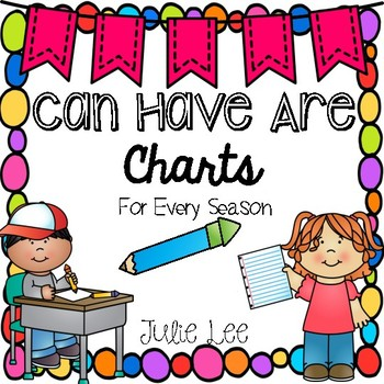 Can Have Are Charts for Every Season