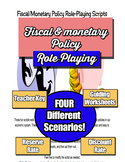 Can I Afford This Car? A Fiscal & Monetary Policy Role-Pla