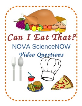 Can I Eat That? Video Questions