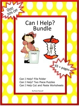 Life Skills Independent Living  Special Education Life Skills Autism Bundle