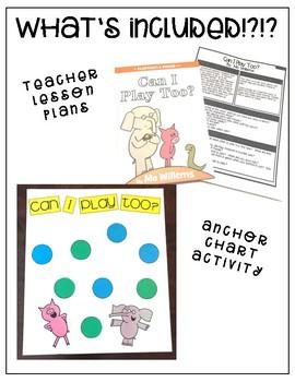 Can I Play Too?- Behavior Basics Book Club