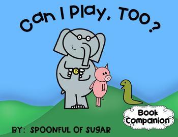 Can I Play, Too? (Story Companion)