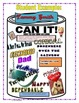 Can It!: Getting To Know You Activity