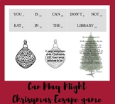 Can - Must - May Christmas Escape Game - EFL beginners