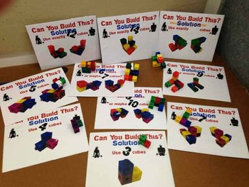 3-Dimensional Geometric Construction Puzzles: Can You Build This?