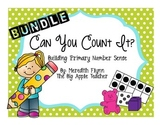 Can You Count It? - Primary Number Sense Games and Centers BUNDLE