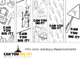 Can You Dig It? Bookmarks